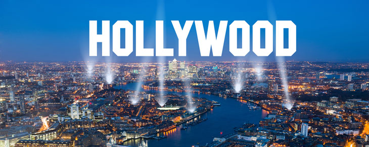 The Hollywood Sign World Tour - Premieres in London 2018